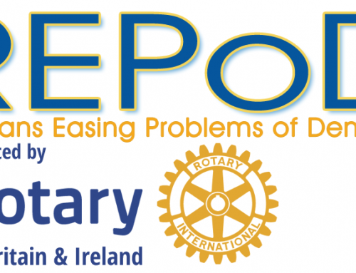 REPoD presentation at MBRC Open Evening – 25th May
